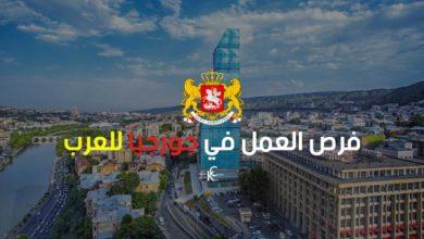 فرص العمل في جورجيا للعرب