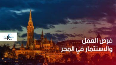 Photo of فرص العمل والإستثمار في المجر