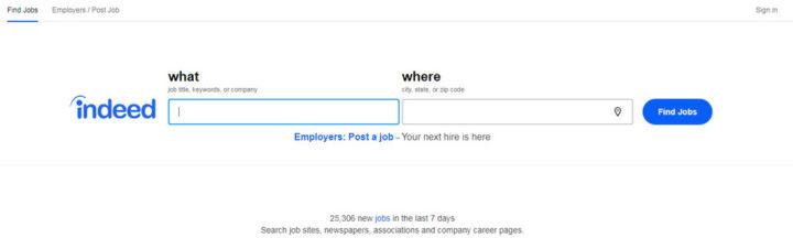 أهم مواقع التوظيف الموثوقة العالمية -  إنديد - Indeed