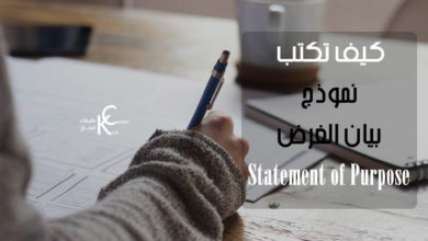 Photo of كيف تكتب نموذج بيان الغرض – Statement of Purpose