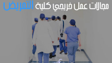 Photo of مجالات عمل خريجي كلية التمريض