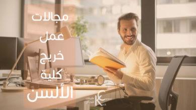 Photo of مجالات عمل خريجي كلية الالسن