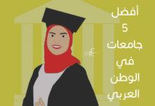 Photo of أفضل 5 جامعات في الوطن العربي