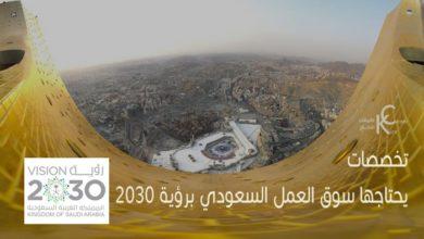 Photo of تخصصات يحتاجها سوق العمل السعودي برؤية 2030