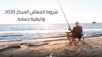 شروط المعاش المبكر 2020 وكيفية حسابه – قانون التأمينات المصري